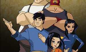 Мультсериал «Приключения Джеки Чана»: 3 сезон «Звериная сила»