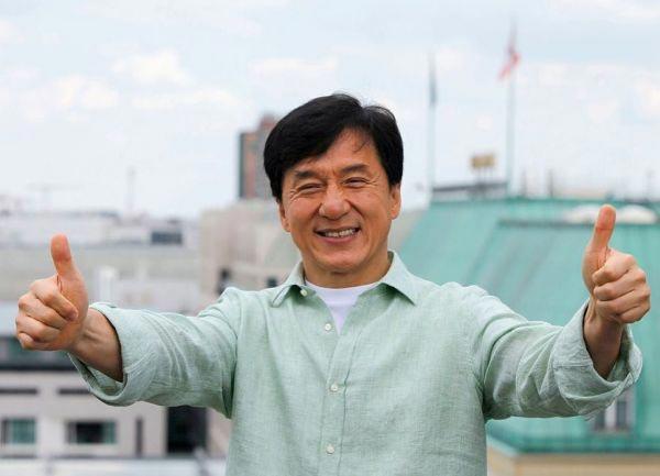 Джеки Чан без дублеров