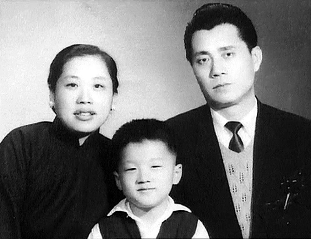 Родители Джеки Чана