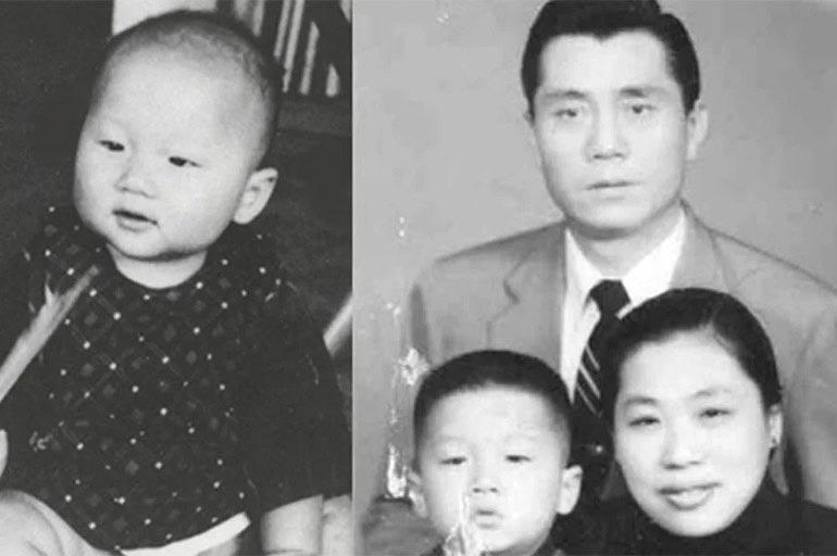 Маленький Джеки Чан