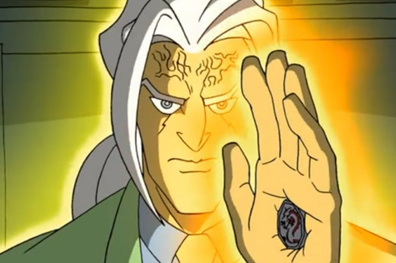 """Серия 7 """"Половина маски кунг-фу/Half a Mask of Kung-Fu"""" (1.11.2003)"""