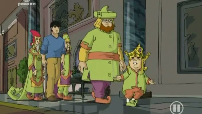 "Серия 24 ""Король и Джейд/The King And Jade"""