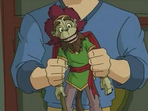 "Серия 38 ""Король обезьян/I'll Be A Monkey's Puppet"""