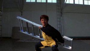 Кадр из фильма «Первый удар» (1996)