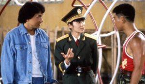 Кадр из фильма «Полицейская история 3: Суперполицейский»