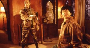Кадр из фильма «Доспехи Бога. Операция Кондор» (1991)