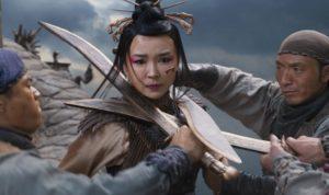 Кадр из фильма «Тайна печати дракона» (2019)